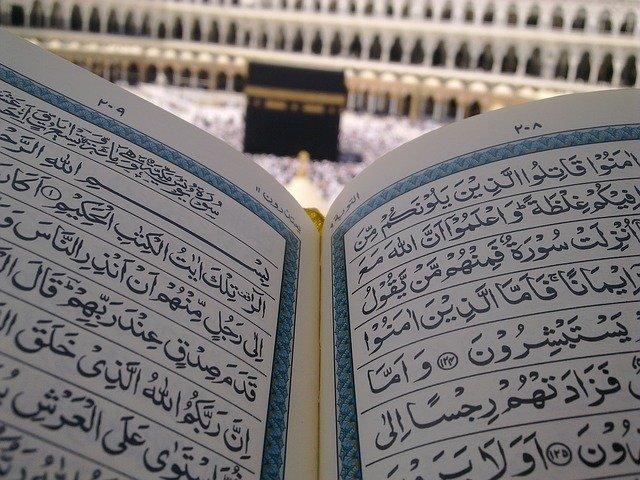 Quran lesen im Ramdadan